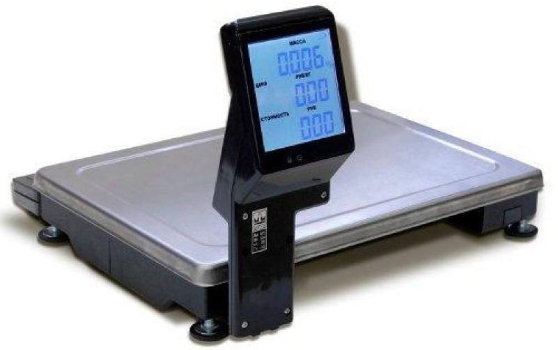 электронные торговые весы